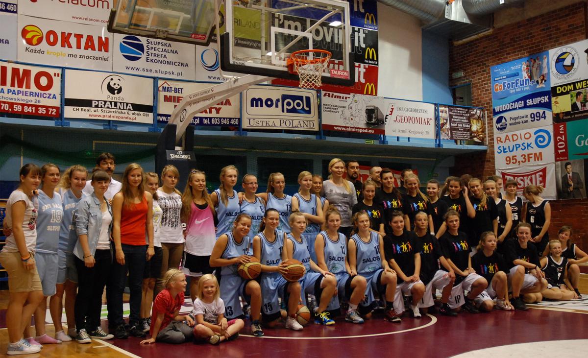 koszykówka kobiet Słupsk
